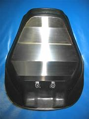 Motorcycle Cancer Seat Shield